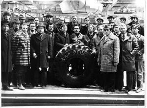 Дан старт голосованию за «Нижнекамский завод грузовых шин» в рейтинге легендарных брендов ТАССР