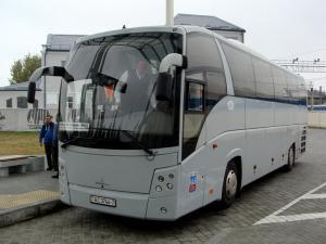 Купить билеты на автобус Минск Варшава