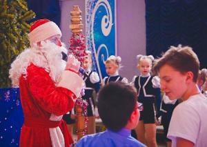 ППО Вологды организовала новогоднюю елку для детей–сирот