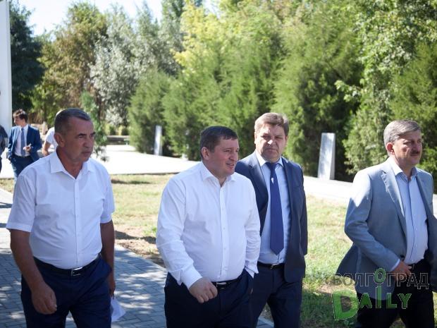 Андрей Бочаров провел совещание поразвитию Среднеахтубинского района