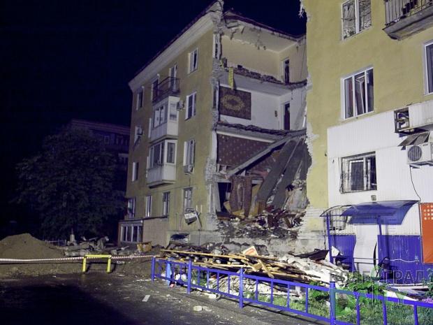 Андрей Бочаров: Дом не подлежит восстановлению и не предназначен для проживания
