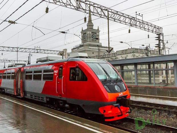В Волгоградской области открывается новый железнодорожный маршрут до Михайловки
