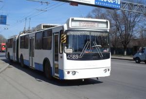 Расписание движения троллейбусов итрамваев пришлют поSMS