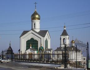 Христианская святыня изБеслана привезена вВолгоград