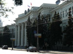 Сегодня состоялось внеочередное заседание Совета областной Думы