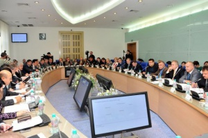 Депутаты облдумы утвердили бюджет региона на2011 год