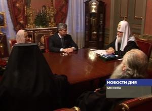 Патриарх поддержал идею создания вВолгограде центра «Победа»