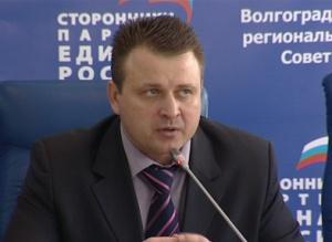 Владимир Ефимов встретился состоронниками партии «Единая Россия»