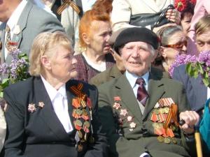 Город-герой посетили ветераны изДонецка