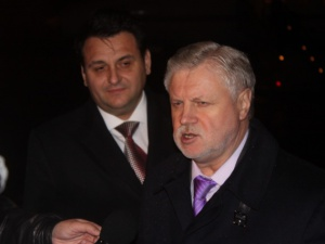 ВВолгоград прибыл председатель Совета Федерации Сергей Миронов
