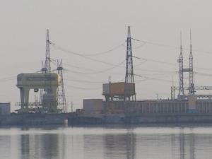 НаВолжской ГЭС прошли учения поликвидации разлива нефтепродуктов