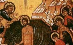 Сегодня вправославном мире отмечают Крещение Господне