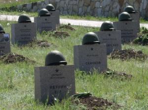 Останки 600 защитников Сталинграда предадут земле