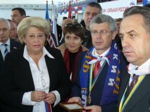 Министр спорта России договорился с«Энергией»
