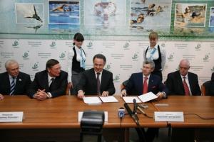 Волгоградская область иМинистерство спортаРФ подписали соглашение осотрудничестве