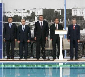 ВВолгограде открылся Центр водных видов спорта