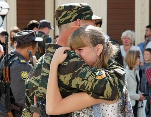 Волгоградские милиционеры вернулись изЧечни