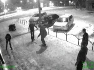 Резня вкафе Дзержинского района