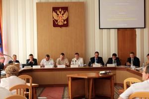 Состоялось очередное  заседание антинаркотической комиссии Волгоградской области