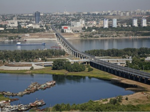 Власти региона обеспечат намостовом переходе безопасное движение