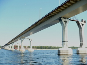 Выявлено хищение средств при строительстве «танцующего» моста вВолгограде
