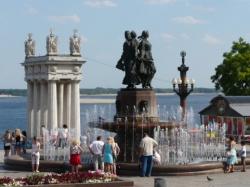 Волгоград развивает туристическую индустрию