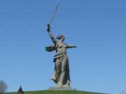 На капремонт монумента «Родина-Мать зовет!» выделено 160 млн. руб.