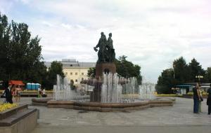 Волгоградские флеш-мобберы вызывали дождь