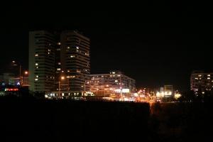 Прошлой ночью Центральный район погрузился втемноту