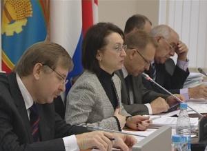 Бюджет Волгограда на2011 год принят впервом чтении