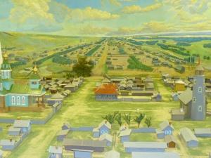 Село Безродное могут восстановить ввиде музея-заповедника врамках патриотического центра «Победа»