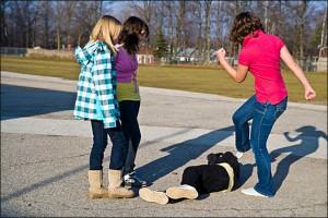 В Волгограде четыре девушки из ревности жестоко избили подругу