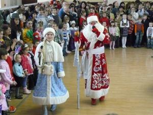 250 Дедов Морозов иСнегурочек примут участие впараде